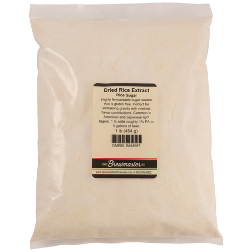 Dried Rice Extract (DRE)