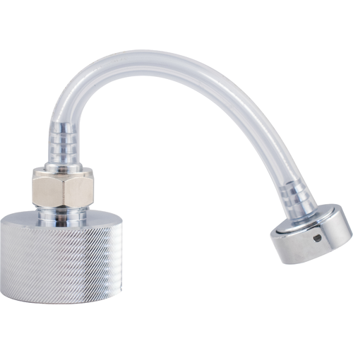 Keg Coupler Adapter for Draft Cleaning Kit