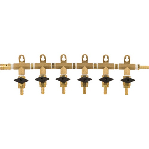 Gas Manifold - 5/16 in. (Brass)