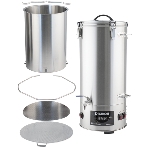 DigiMash Electric Brewing System - 35L/9.25G (110V)