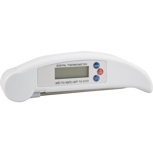 Folding Instant Read Digital Thermometer