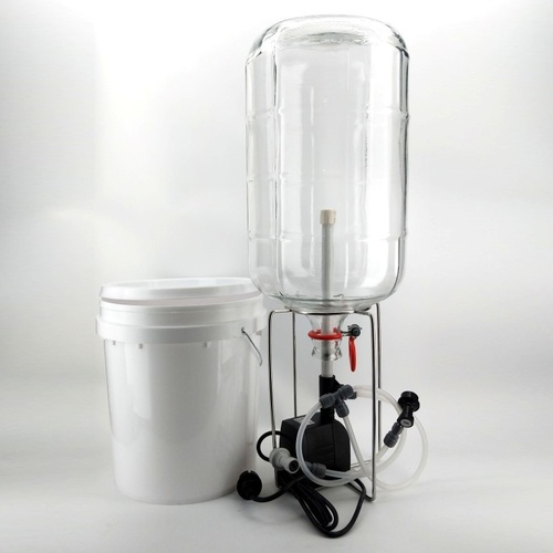 Bucket Blaster - Keg and Carboy Washer