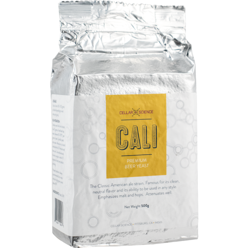 CellarScience™ CALI Dry Yeast
