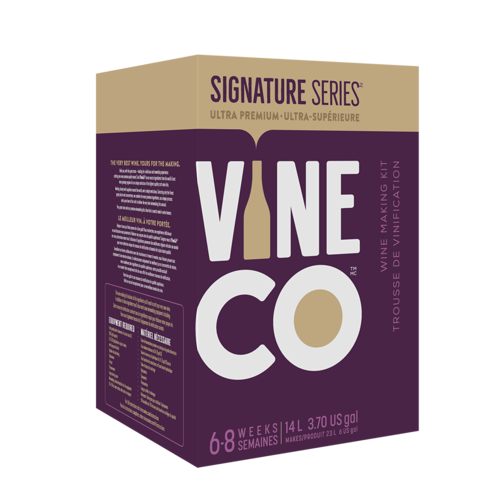 VineCo Signature Series™ Wine Making Kit - California Cabernet Sauvignon