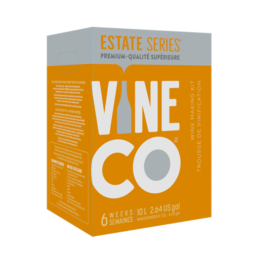 VineCo Estate Series™ Wine Making Kit - Argentina Malbec