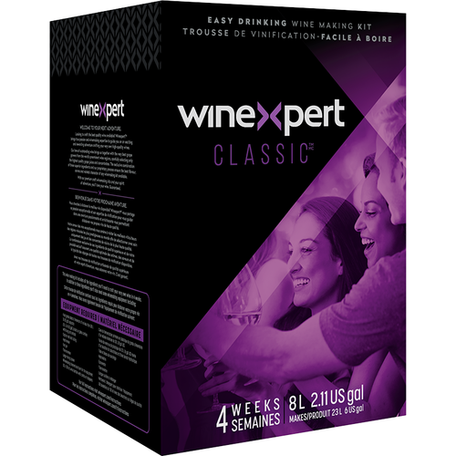 Winexpert Classic™ Wine Making Kit - California Shiraz