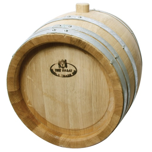 Vadai New Hungarian Oak Barrel 23l 61gal Morewine