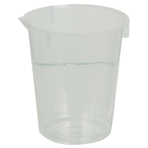 Plastic Beaker - 150ml
