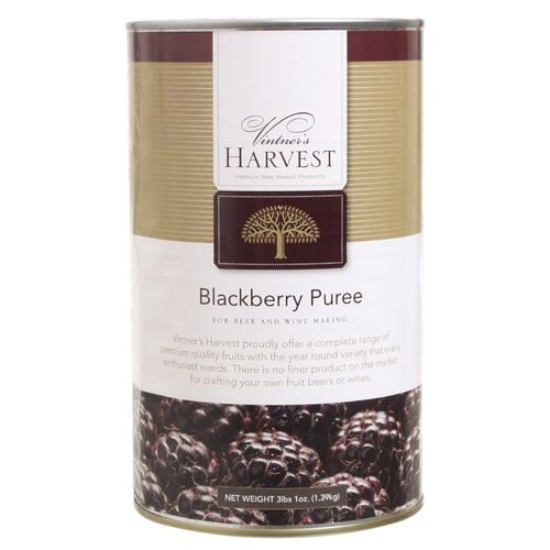 Vintner's Harvest Blackberry Puree (49 oz)